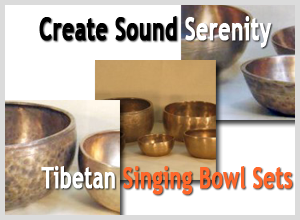 sound healing personalized sets