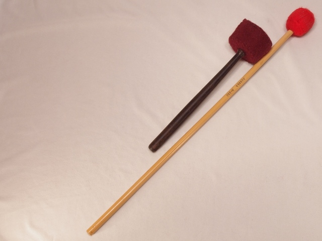 Small Nepali Mallet for singing bowls